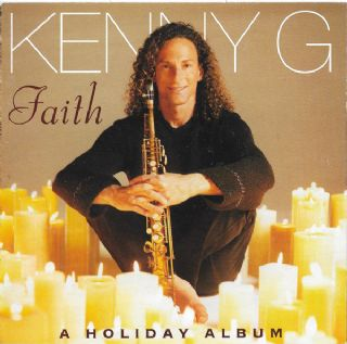 CD Kenny G - Faith