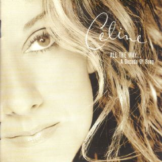 CD Céline Dion - All The Way... A Decade Of Song