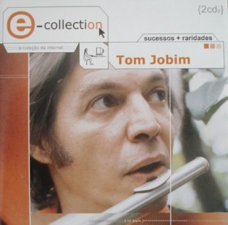 CD Tom Jobim - E-Collection