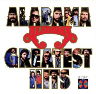 CD Alabama - Greatest Hits