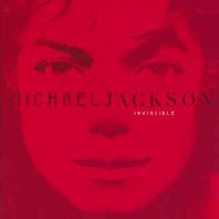 CD Michael Jackson - Invincible