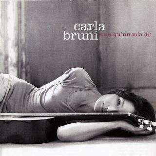 CD Carla Bruni - QuelquUn MA Dit