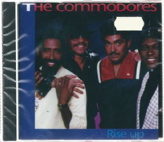 CD Commodores - Rise Up