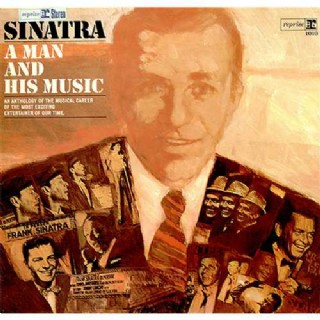CD Frank Sinatra - A Man And His Music