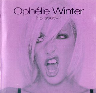 CD Ophélie Winter - No Soucy