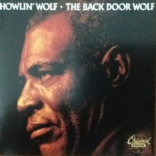 CD Howlin Wolf - The Back Door Wolf