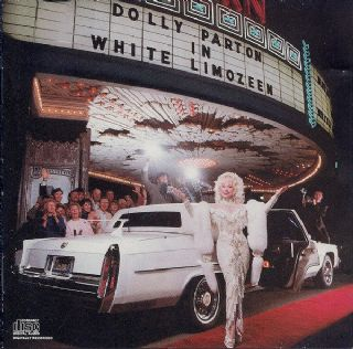 CD Dolly Parton - White Limozeen