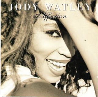 CD Jody Watley - Affection