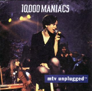 Cd 10,000 Maniacs - MTV Unplugged