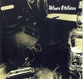 CD Blues Etilicos - Blues Etílicos (1996)