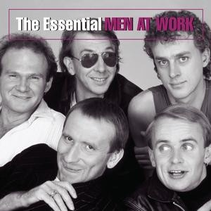 Cd Men At Work - The Essential