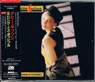 CD Debbie Gibson - Anything Is Possible