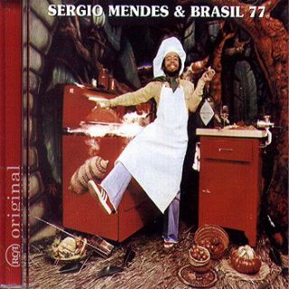 CD Sergio Mendes & Brasil 77 - Home Cooking