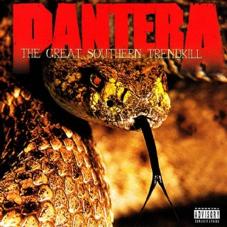 CD Pantera - The Great Southern Trendkill