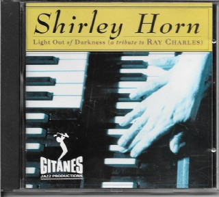 Cd Shirley Horn - Tribute To Ray Charles