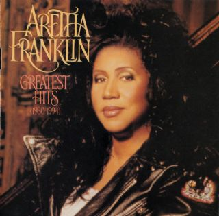 CD Aretha Franklin - Greatest Hits -1980-1994