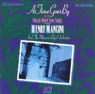 CD Henry Mancini And His Orchestra - As Time Goes By