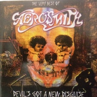 CD Aerosmith - The Very Best