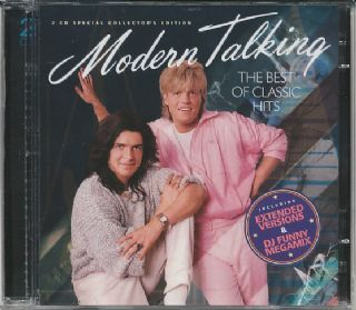 CD Modern Talking - The Best Of Classic Hits
