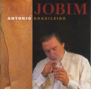 CD Tom Jobim - Antonio Brasileiro