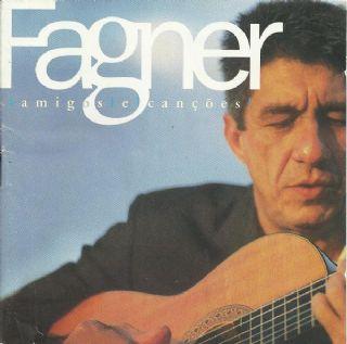 CD Raimundo Fagner - Amigos & Cancoes