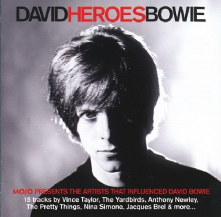 Cd David Bowie - David Heroes Bowie