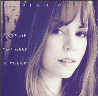 CD Mariah Carey - Anytime You Need A Friend