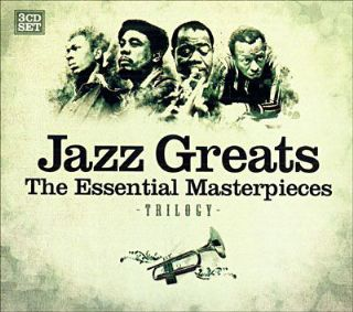 Cd Jazz Greats, The Essential Masterpieces / Trilogy (Variios)