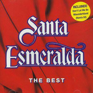 CD Santa Esmeralda - The Best