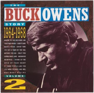 CD Buck Owens - The Story Volume 2 1964 - 1968