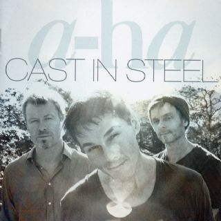 CD A-ha - Cast In Steel