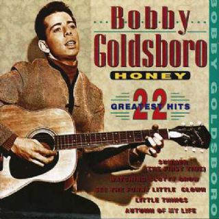 CD Bobby Goldsboro - Honey 22 Greatest Hits