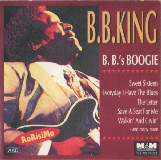 CD B.B. King - B.B.s Boogie
