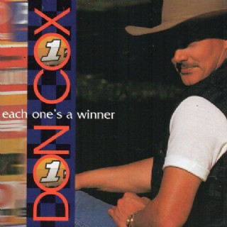 CD Don Cox - Each Ones A Winner