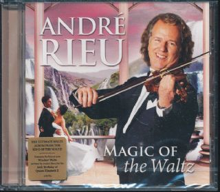 CD André Rieu - Magic Of The Walz