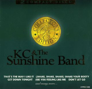 KC & The Sunshine Band - Collectors Edition