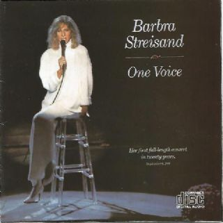 CD Barbra Streisand - One Voice