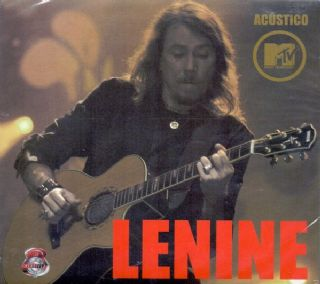 CD Lenine - Acústico MTV