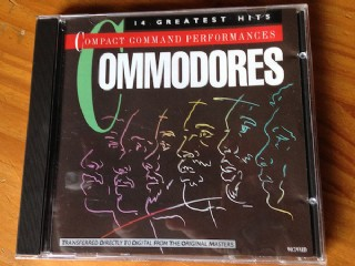 CD Commodores - 14 Greatest Hits
