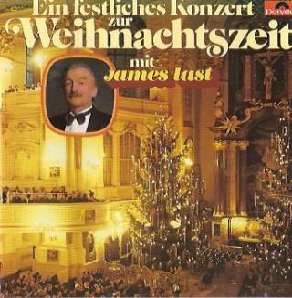 CD James Last - Ein Festliches Konzert Zur Weihnachtszeit