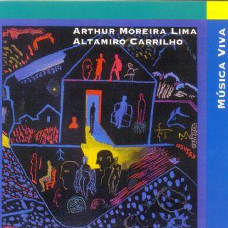 Cd Altamiro Carrilho E Arthur Moreira Lima - Brasil Musical