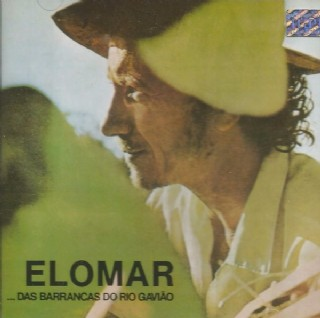 CD Elomar - Das Barrancas Do Rio Gavião