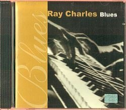 CD RAY CHARLES - BLUES (USADO/OTIMO)