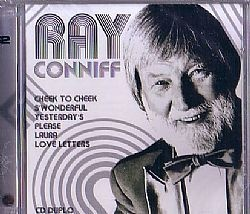 CD RAY CONNIFF - THE BEST OF (NOVO/LACRADO)