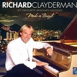CD RICHARD CLAYDERMAN - MADE IN BRAZIL (NOVO-LACRADO)