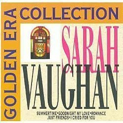 CD SARAH VAUGHAN - GOLDEN ERA (USADO/OTIMO)