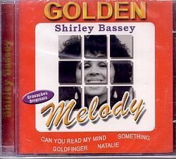 CD SHIRLEY BASSEY - GOLDEN MELODY (NOVO-LACRADO)