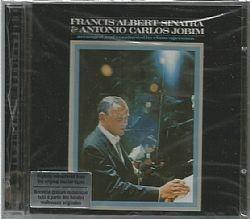 CD FRANK SINATRA & TOM JOBIM - SINATRA & TOM (USADO-OTIMO)