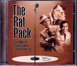 CD FRANK SINATRA,MARTIN ,SAMMY D.JR - THE RAT PACK (NOVO/ABERTO)