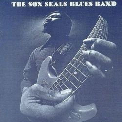 CD THE SON SEALS BLUES BAND - 1973 (USADO/OTIMO)